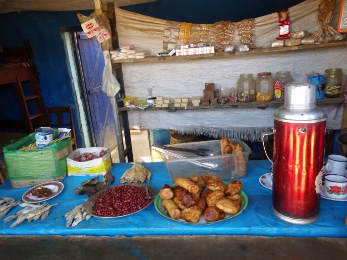 マダガスカル田舎のコンビニ